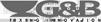 G&B logo